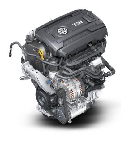 Двигатель VW Teramont 2.0T