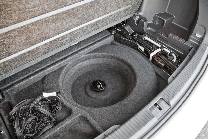 Запасное колесо VW Teramont