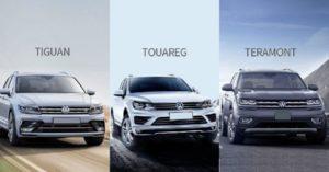 Обзор нового Volkswagen Teramont