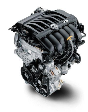 Двигатель VW Teramont V6