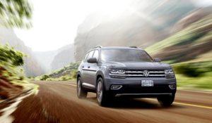 Различие VW Atlas и VW Teramont