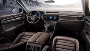 Volkswagen Teramont комплектации и цены