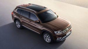 Новый Volkswagen Teramont
