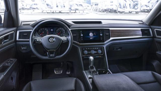 Интерьер Volkswagen Teramont (Atlas) R-Line