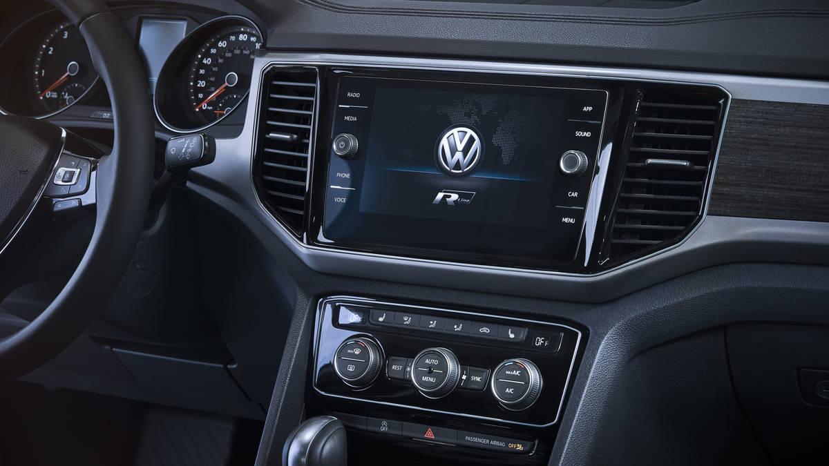 Мультимедиа Volkswagen Teramont (Atlas) R-Line
