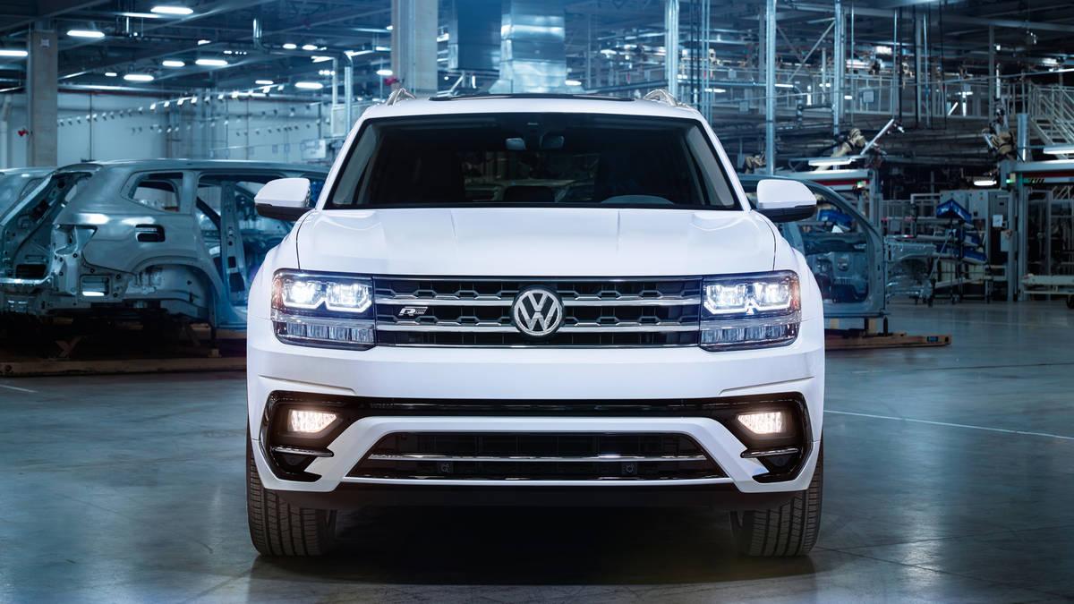 Volkswagen Teramont (Atlas) R-Line